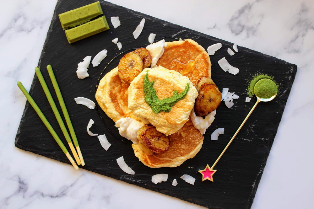 Shika Arcades Pancakes