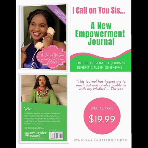 Empowerment Journal $19.99