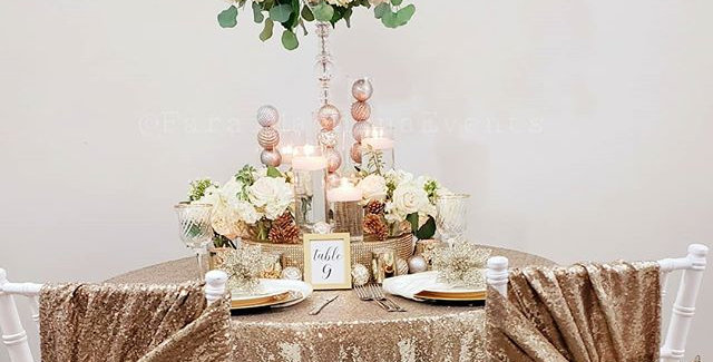 5 Grand Luxe Floral Centerpieces