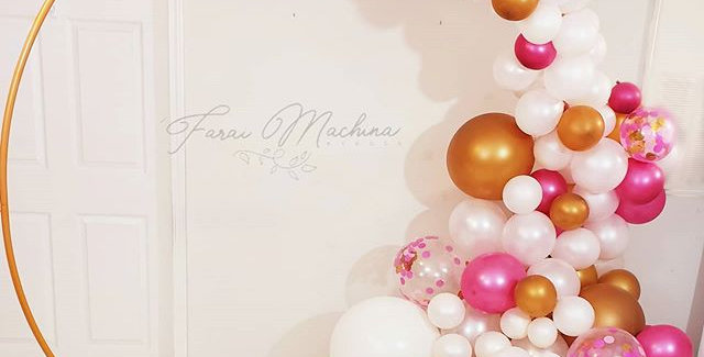 Balloon Arch & Accents