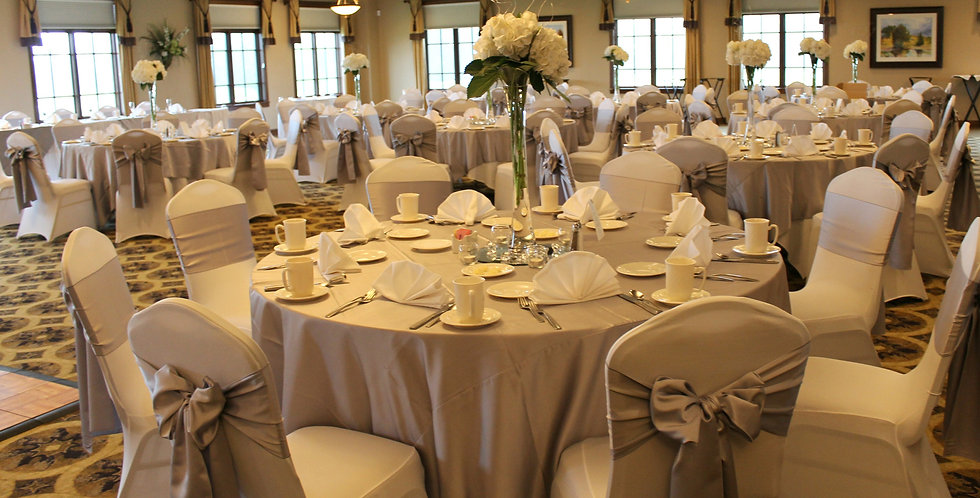 The Basics Event Linen Package