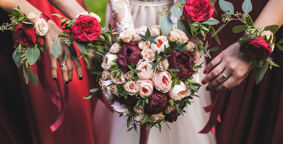 Bridal Party Flower Package