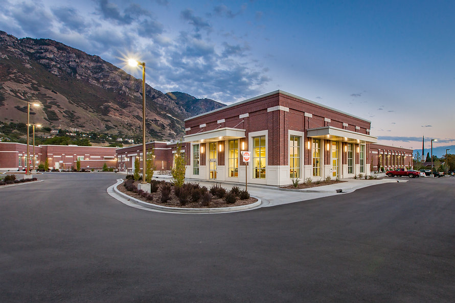 Zwick Construction has completed many educational construction projects in Utah and California, such as the Brigham Young University Laundry, Maintenance, and Emergency Building.