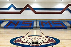 The North Sevier Middle School Remodel is just one of many educational construction projects completed by Zwick Construction.