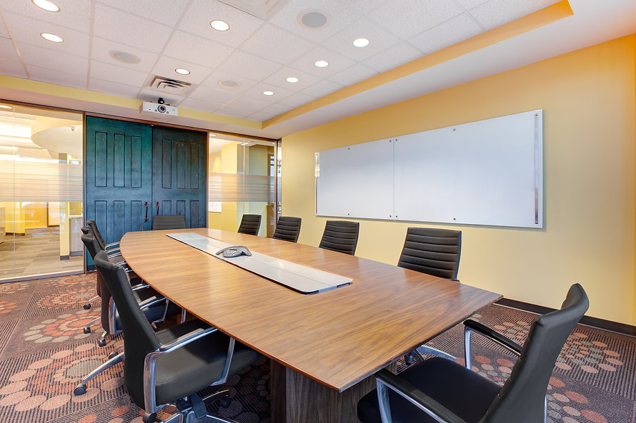 The Cafe Rio Headquarters is just one of many office construction projects completed by Zwick Construction.
