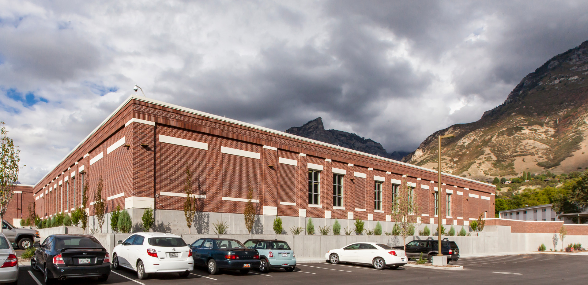 BYU Laundry, Maintenance, and Emergency Facility