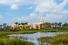 The Fort Lauderdale Temple is just one of many religious and culutral construction projects completed by Zwick Construction.