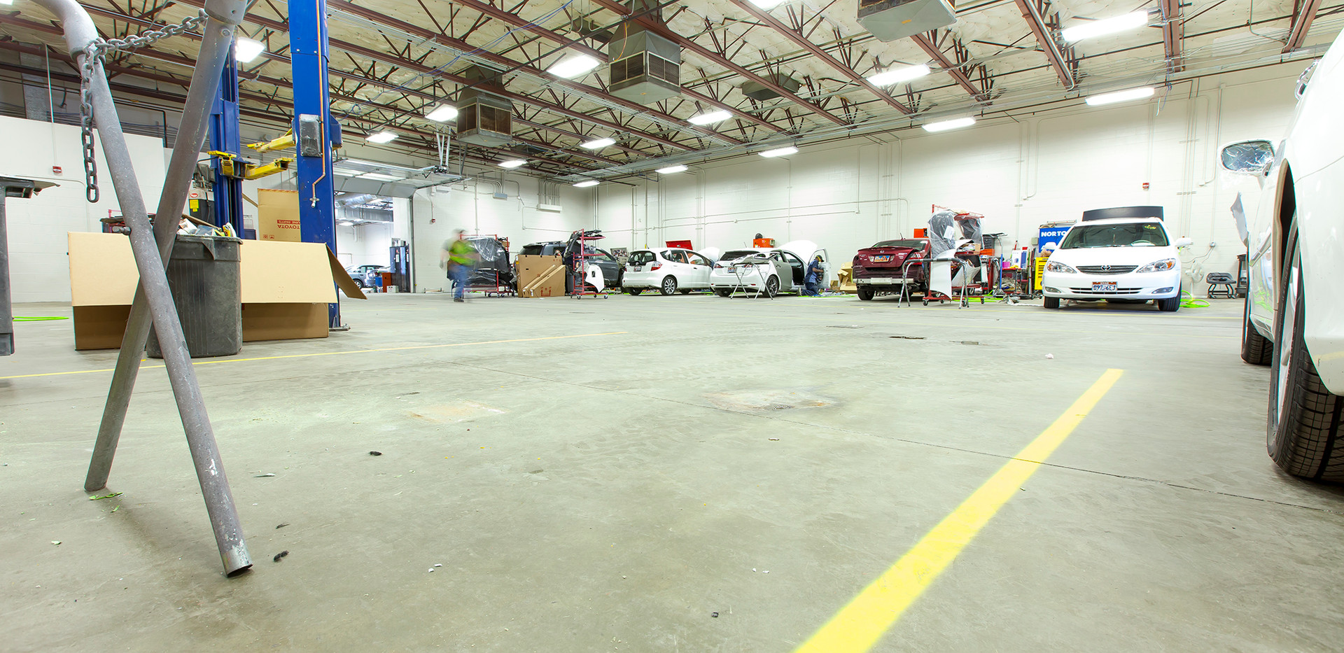 LHM Collision Center