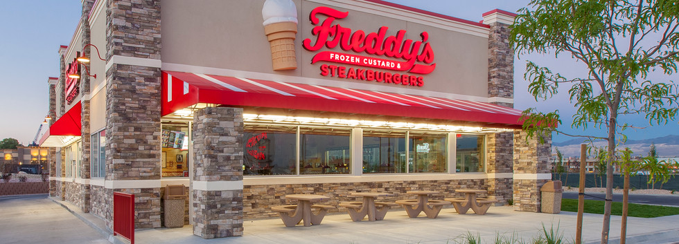Freddy's Frozen Custard & Steakburger