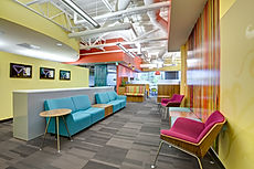Zwick Construction has completed many office construction projects throughout states like Utah, California, Nevada, and Arizona, such as the Cafe Rio Headquarters.