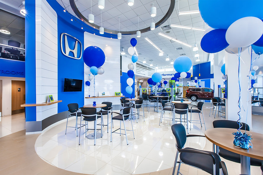 Zwick Construction has completed many tenant improvement projects throughout Utah, California, Nevada, and Arizona, including the Performance Honda Dealership in Bountiful, UT.