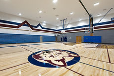 The Zwick Construction St. George Office has completed many construction projects, like the North Sevier Middle School.