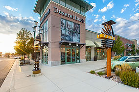 Zwick Construction has completed many retail construction projects throughout states like Utah, California, Nevada, and Arizona.