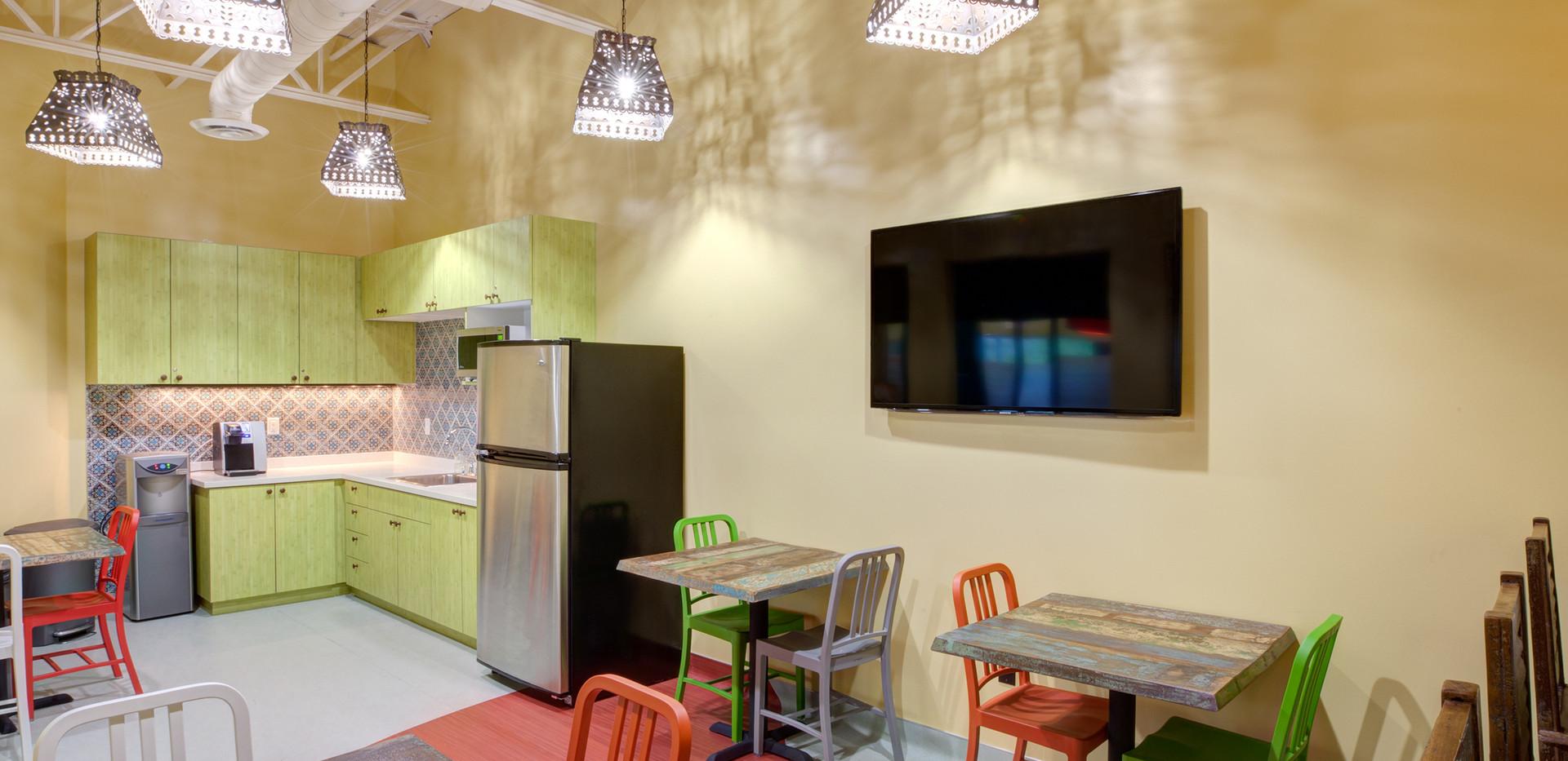 Cafe Rio Headquarters