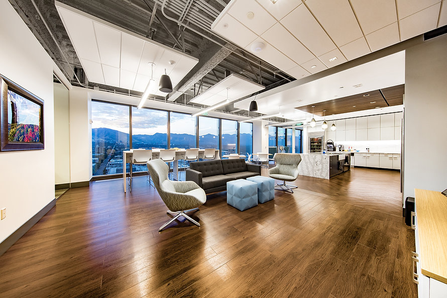 Zwick Construction has completed many office projects throughout states like Utah, California, Nevada, and Arizona, including the Bonneville Real Estate Capital.