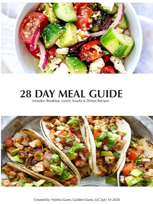Z-Berry Meal Plan