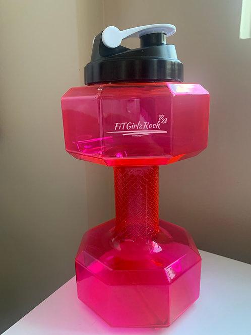 FiTGirlz Rock 2.2ML Water Bottle