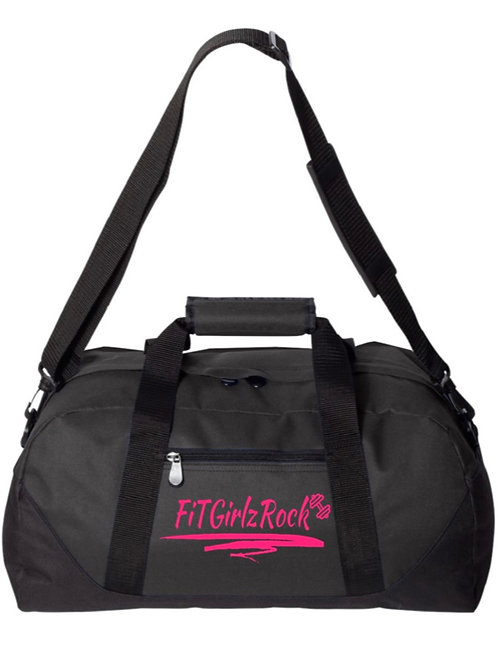 Fit Girlz Rock Gym Bag