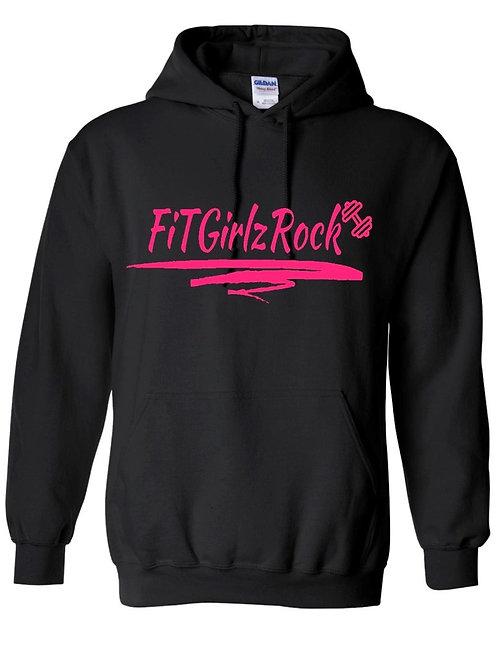 FitGirlzRock Hoodie
