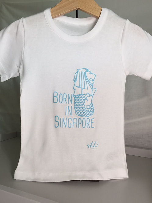 Born in Singapore T'Shirt