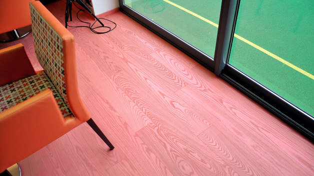 Ash Classic, Brushed, Pink Oil (Sweetsho