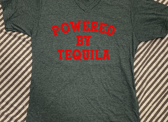 Powered By Tequila (V-Neck)