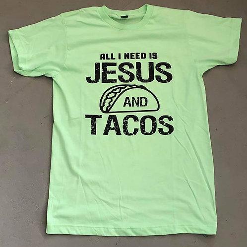 Jesus & Taco