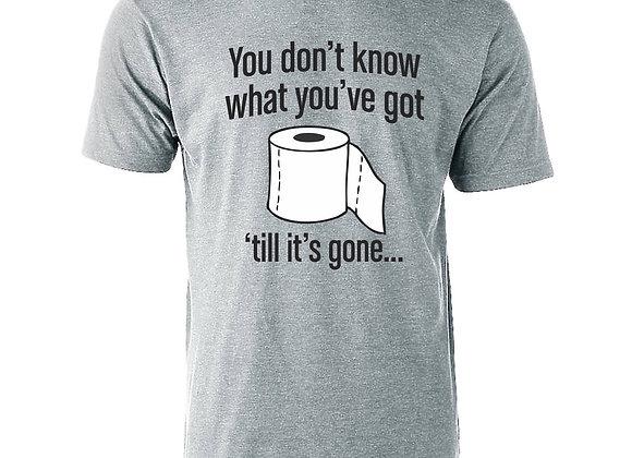 'till it's Gone