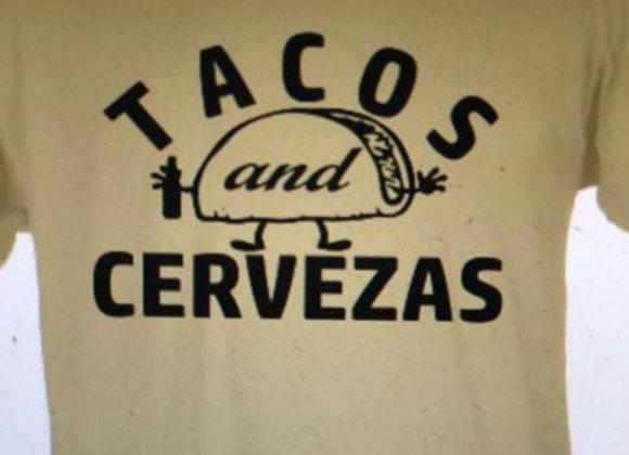 Tacos and Cervezas