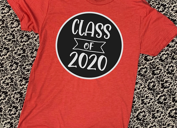 Class of 2020 (PICK YOUR COLOR)