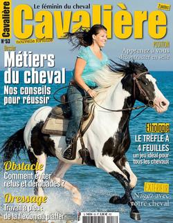 Cavalière Magazine - Couverture 2015