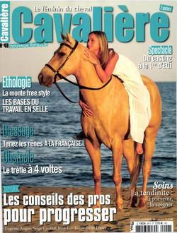 Cavalière Magazine - Couverture 2014
