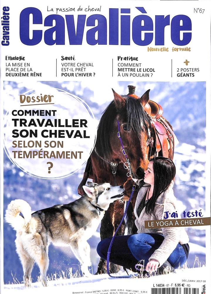 Cavalière Magazine - Couverture 2017