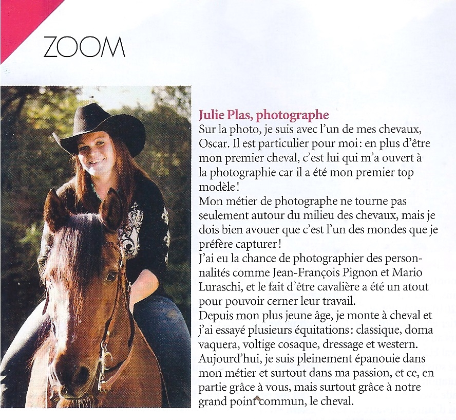 Cavalière Magazine 2014