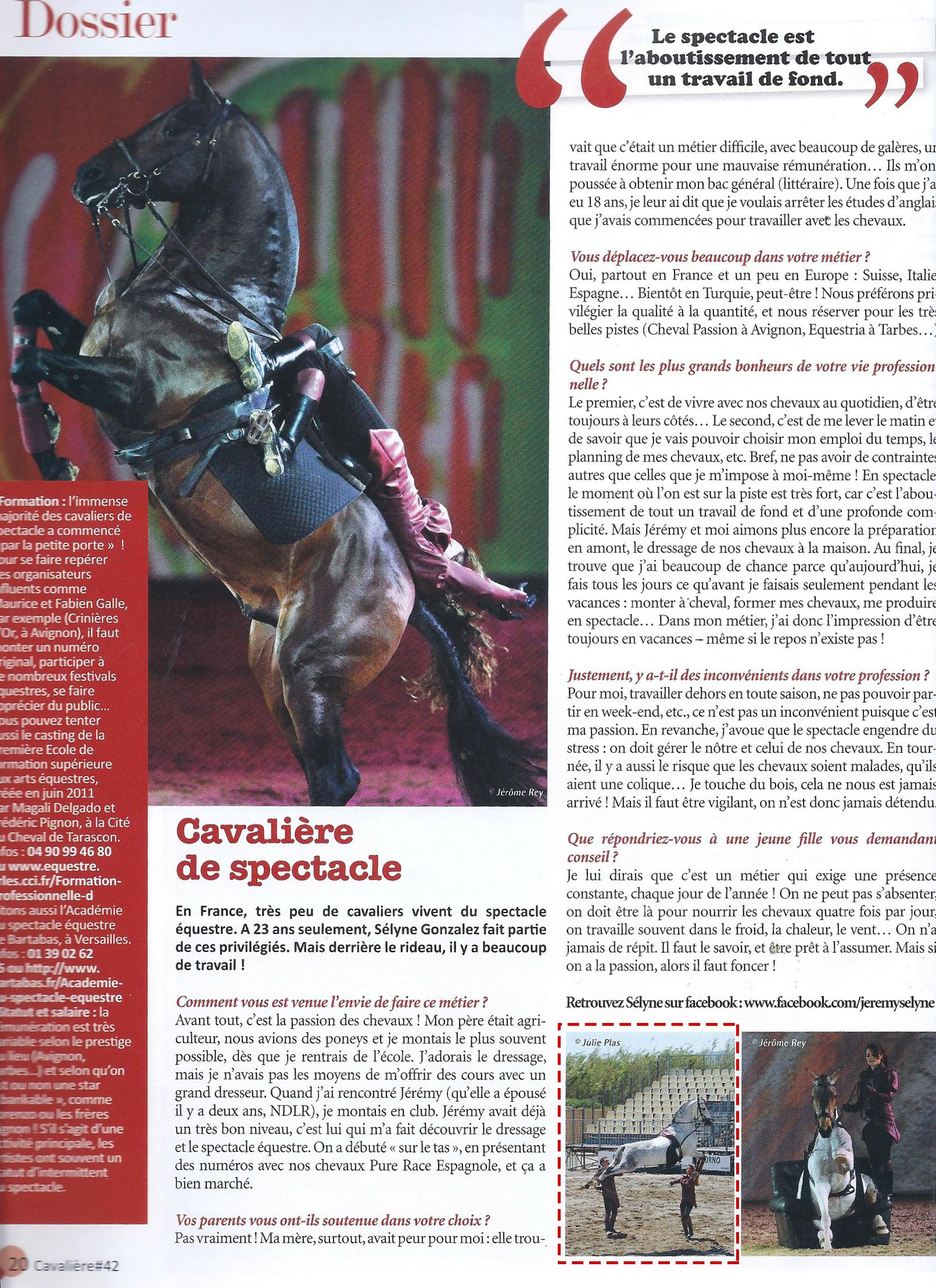 Cavalière magazine