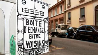 Los buzones de intercambio vecinal se multiplican en Suiza