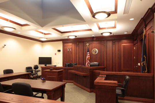CRT 0023-37 Fleming County Judicial Cent