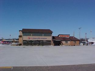 AVI 0030-10 Zanesville Airport, Muskingu