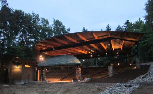 CMP 0043-05 Tamarack Camps Amphitheater.