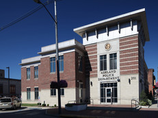 SAF 0037-17 Ashland Police Headquarters.