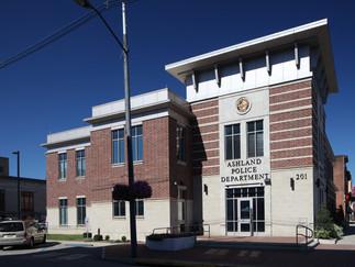 Ashland Police Headquarters