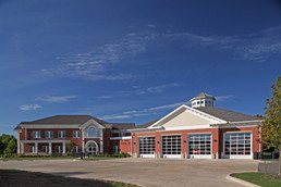 SAF 0032-18 Solon Fire Station and town