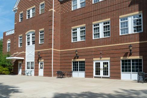 MUN 0055-9  Hudson City Hall, Hudson OH.