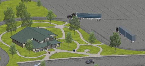 MUN 0041-01 Warren County Rest Area, War
