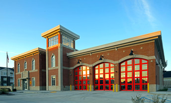 SAF 0044-17 Lexington Fire Station No 24