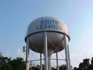 South Lebanon Water Plant