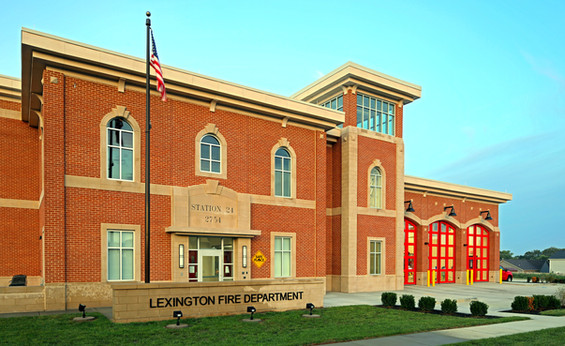 SAF 0044-10 Lexington Fire Station No 24