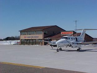 AVI 0030-09 Zanesville Airport, Muskingu