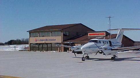 Zanesville Airport