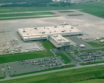 AVI 0015-32 DHL Airways Inc. HUB Facilit